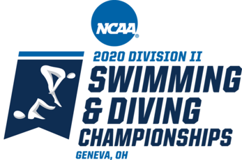 NCAA DII Men's & Women's Swimming & Diving Championships