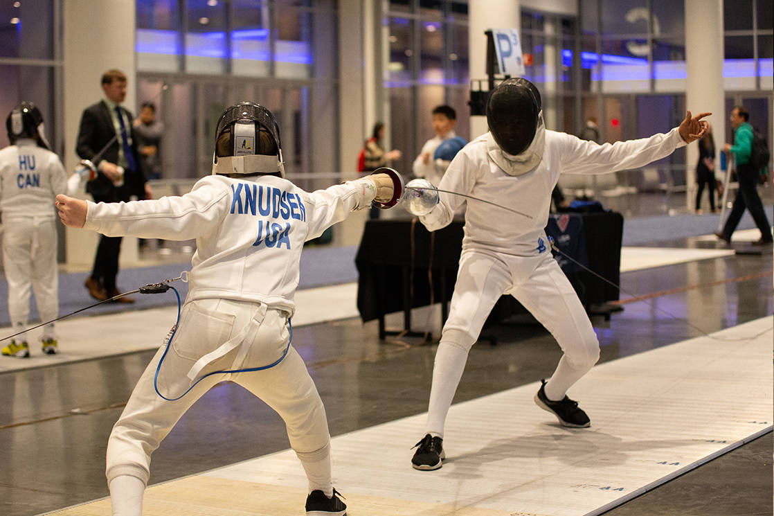 USA Fencing March North American Cup