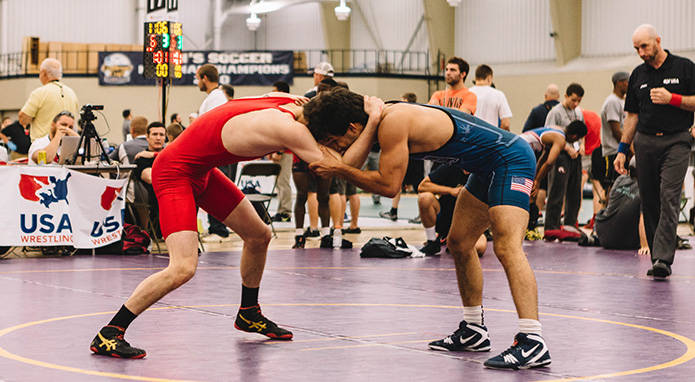 USA Wrestling UWW Junior & U23 World Team Trials