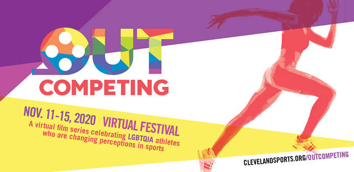 GCSC TO HOST VIRTUAL FILM FESTIVAL, OUT COMPETING: CELEBRATING LGBTQIA ATHLETES