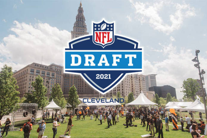 86TH NFL DRAFT TO SHOWCASE CLEVELAND APRIL 29