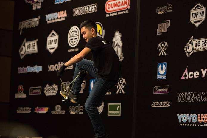 2019 WORLD YOYO CONTEST BRINGS MORE THAN 300 INTERNATIONAL COMPETITORS FROM 20 COUNTRIES TO DOWNTOWN